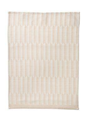 Ferm Living - Tea Towel - Arch Tea Towel - Rose