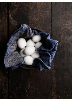 Ferm Living - Tea Towel - Grain Tea Towel - Beige