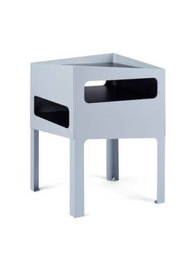 Gejst - Table - Trick Table Steel - Grey/Black