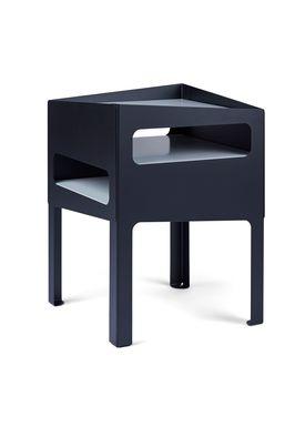 Gejst - Table - Trick Table Steel - Black/Grey