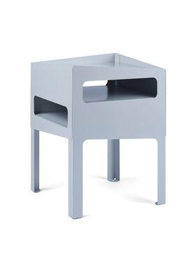 Gejst - Table - Trick Table Steel - Grey/Grey