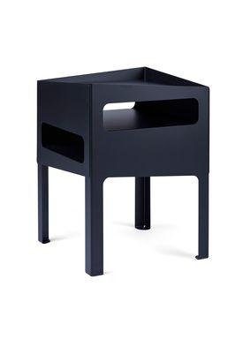 Gejst - Table - Trick Table Steel - Black/Black