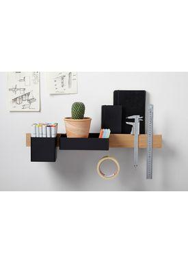 Gejst - Boxes - Flex Small Box - Black