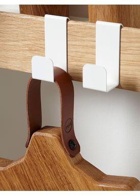 Gejst - Knager - Flex Hooks - Hvid