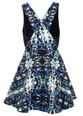 Finders Keepers - Dress - Get Away Dress - Kaleidoscope Print