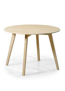 Getama - Table - Circle / Coffee table / by Blum & Balle - Large / Oak