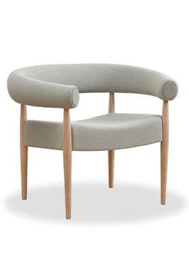 Getama - Lounge Chair - Ring Chair / by Nanna og Jørgen Ditzel - Oak