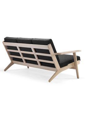 Getama - Sofa - 290 / 3 personers / af Hans J. Wegner - Egetræ