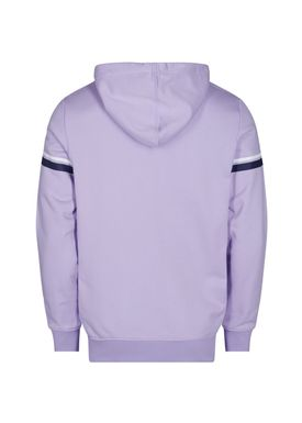 H2O - Sweatshirt - Maine Sweat Hoodie - Lavender/White/Navy