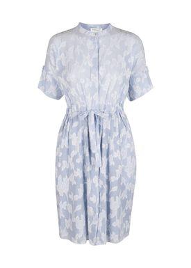 Hofmann Copenhagen - Dress - Ciara - Denim Blue