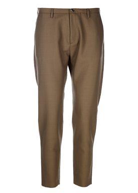 HOPE - Bukser - Krissy Classic - Olive Suit
