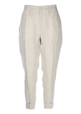 HOPE - Pants - Law Linen - Nature