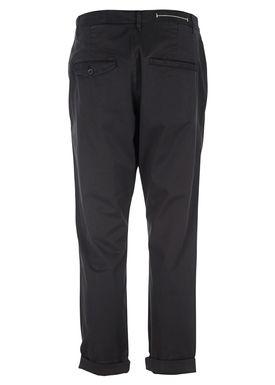 HOPE - Pants - News Trouser - Black
