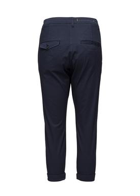 HOPE - Pants - News Trouser - Dark Blue