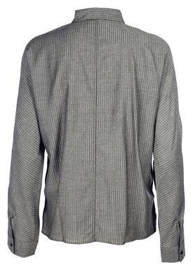 HOPE - Shirt - Wad Shirt - Grey Stripe