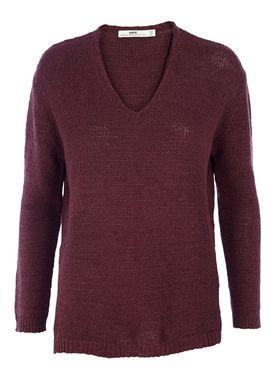 HOPE - Knit - Marly Sweater - Wine