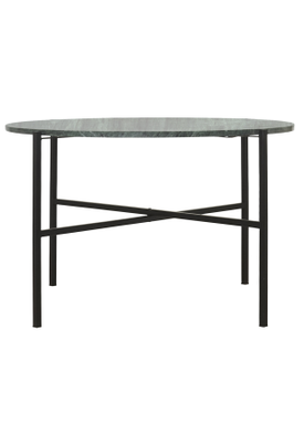 House doctor - Table - The Green - Green marble/Black
