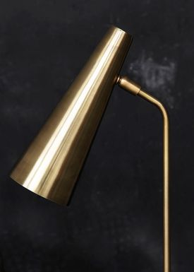 House doctor - Lamp - Precise - Medium - Brass