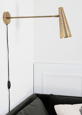 House doctor - Lamp - Precise - Small - Brass