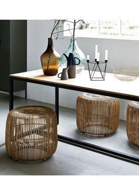 House doctor - Stool - Modern - Nature
