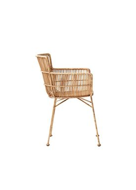 House doctor - Stol - Cuun Chair - Small - Natur