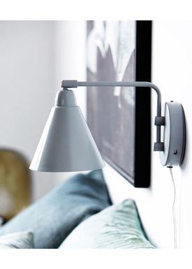House doctor - Væglampe - Game Lamp - Small - Messing