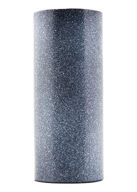 House doctor - Vase - Effect Vase - Black/White