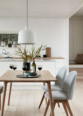 Hübsch - Dish - Marble Platter Set - Black