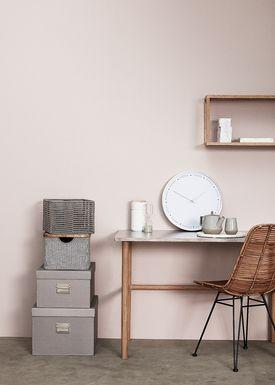 Hübsch - Chair - Studio Chair - Nature