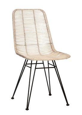 Hübsch - Chair - Studio Chair - White