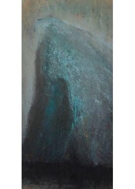 Iren Falentin - Painting - Adventure princess - Blue