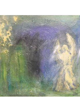 Iren Falentin - Painting - Good and evil - Multi
