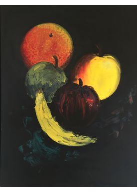 Iren Falentin - Painting - Nam nam - Multi