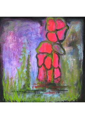 Iren Falentin - Painting - Summer - Multi