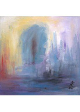 Iren Falentin - Painting - Swimming classes - Multi