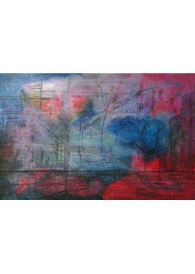 Iren Falentin - Painting - Weather - Multi