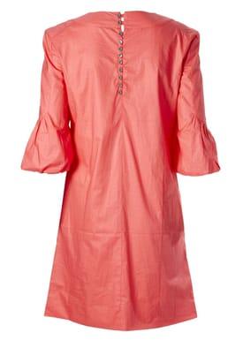 Islæt - Dress - Maria - Dark pink