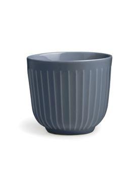 Kähler - Cup - Hammershøi Cup - Dark Grey