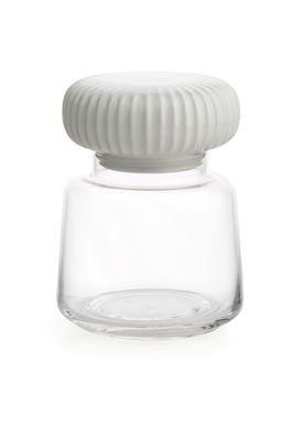 Kähler - Jar - Hammershøi Storage Jar - White - Small