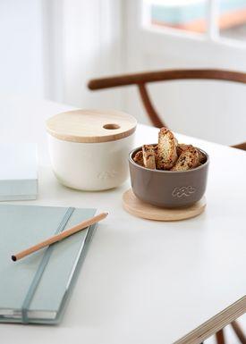 Kähler - Jar - Unit - Mocca - Small