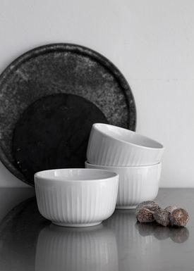 Kähler - Bowl - Hammershøi Bowl - White