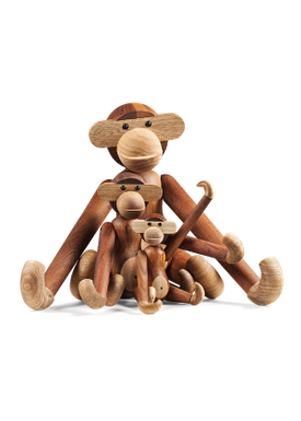 Kay Bojesen - Figure - Monkey - Monkey Medium