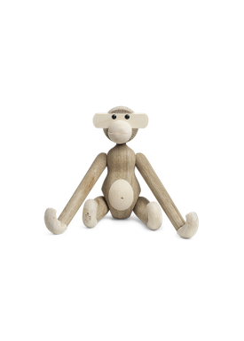 Kay Bojesen - Figure - Monkey - Monkey Oak Small