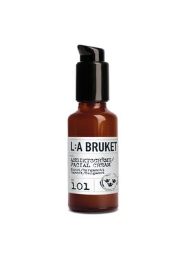 L:A Bruket - Fabric Shaver - No. 101 Face Cream Carrot/Bergamot - Neutral