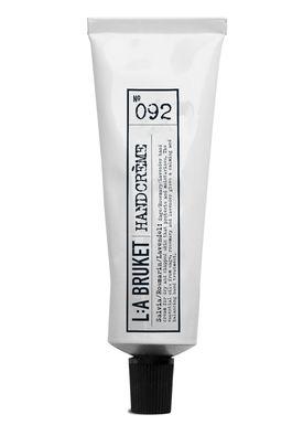 L:A Bruket - Håndcreme - No. 92 Hand Cream Sage/Rosemary/Lavender - Neutral
