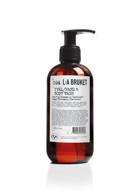 L:A Bruket - Soap - Liquid soap - No. 094 / Sage / Rosemary / Lavender / 250 ml