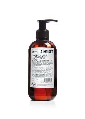 L:A Bruket - Soap - Liquid soap - No. 073 / Dark Vanilla / 250 ml