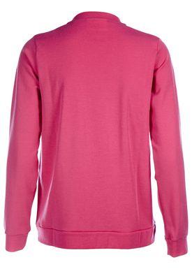 Libertine Libertine - Blouse - Tableau Wool Blouse SS18 - Pink