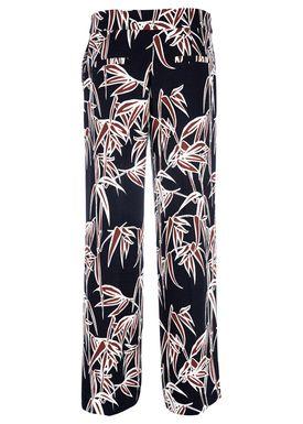 Libertine Libertine - Byxor - Lark Pants - Navy Bamboo