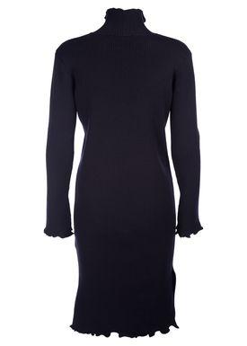 Libertine Libertine - Kjole - Solo Merino Knit Dress - Dark Navy